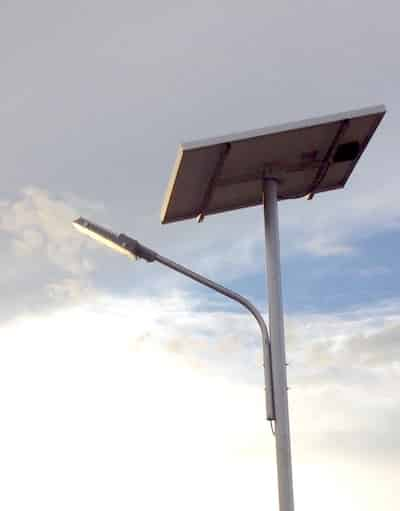 Vinova Street Lighting